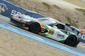 International gt open - tag 1 — Stockfoto