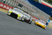 International GT Open - Day 1 — Stock Photo
