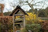Casa birg — Foto Stock