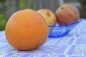 Un fruit est bon à que deux c'est mieux — Photo