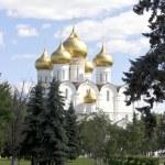 Uspensky Cathedral Yaroslavl Russia — Stock Photo #29592481