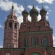 Epiphany Church Yaroslavl Russia — Stock Photo