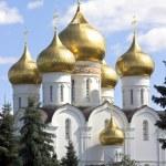 Uspensky Cathedral Yaroslavl Russia — Stock Photo #29592513