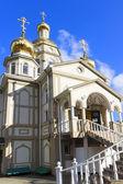 Kerk saint olga — Stockfoto