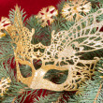 カーニバル マスク — ストック写真 #35962281
