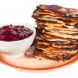 Pancake week — Stock Photo