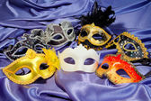 Carnival masks — Photo