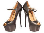 Womens shoes — Stockfoto