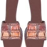 Sandals womens — ストック写真