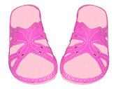 Sandals womens — Stock Photo
