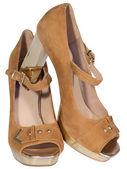 Zapatos de mujer — Foto de Stock