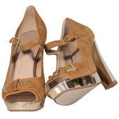 Scarpe donna — Foto Stock
