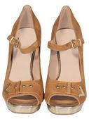 Bayan ayakkabıları — Stok fotoğraf