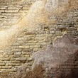 Natural brick plaster background — Stock Photo #29270171
