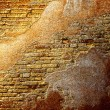 Natural brick plaster background — Stock Photo #29270533