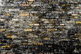 Natural dark stone background — Stock Photo