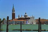 View of the lagoon, Venice — Stock Photo