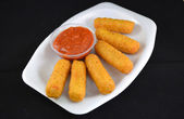 Cheese Sticks — Stock Photo