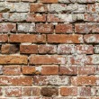 Royalty-Free Stock Photo: Old brick wall pattern closeup