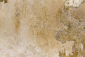 Cracked vintage parget wall background — Stock Photo
