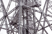 Detail view of the funkturm, berlin germany — Stock Photo