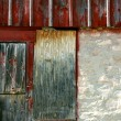 Rustic Barn Texture — Stock Photo