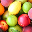 colorful fruit — Stock Photo