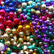 Pile of Colorful Beads — Stock Photo