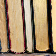 Collection of Old Hardcover Books — Stock Photo #35282457