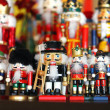 Christmas Nutcracker Collection — Stock Photo