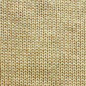 Tan Knitted Tweed Fabric Background — Stock Photo