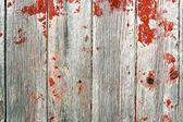 červená rustikální stodola pozadí — Stock fotografie