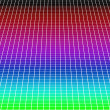 Colored squares arranged in matrix — Stock Photo #24935715