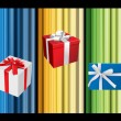 Gift items — Stockfoto