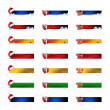Christmas banners — Stock Photo #24936961