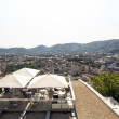 View of Graz from the Schlossberg castle — Photo