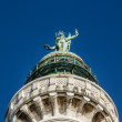 Lighthouse of Victory in Trieste — Stock Photo