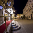 Hotel Duchi D'Aosta in Trieste — Stock Photo