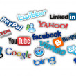 Internet and social technology - Photo