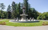 Stadtpark em graz — Foto Stock