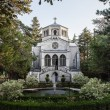 Church of Villa Revoltella, Trieste. — Stock Photo