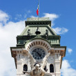 The town hall in Trieste — ストック写真