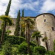 The castle walls of Girona — Stock Photo #27655141