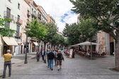 Girona Yaya Caddesi — Stok fotoğraf