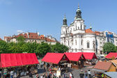 View of Staromestske namesti — Stock Photo