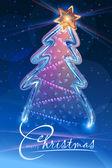 Christmas_tree_1 — Stock Vector