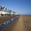Southwold Beach, Suffolk — Stock Photo