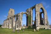 St Andrew's Church, Covehithe, Suffolk, England — Photo