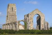 St Andrew's Church, Covehithe, Suffolk, England — Stok fotoğraf