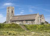 Kilisenin tüm azizler ve st margaret, pakefield, suffolk, tr — Stok fotoğraf